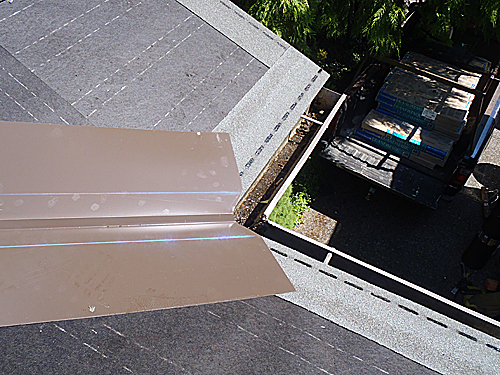 Horizon Roofing Company New Roof Bid Process