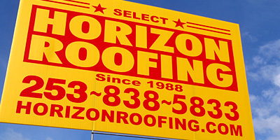 Welcome to Horizon Roofing!